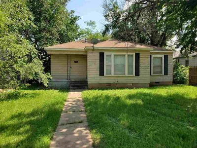 Lawton Single Family Home For Sale: 1516 NW Taft