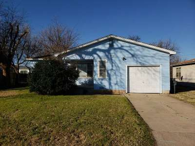 Lawton Single Family Home For Sale: 2506 NW 15th St