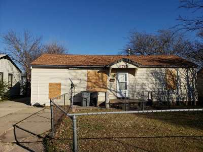 Lawton Single Family Home For Sale: 1715 NW Lindy Ave