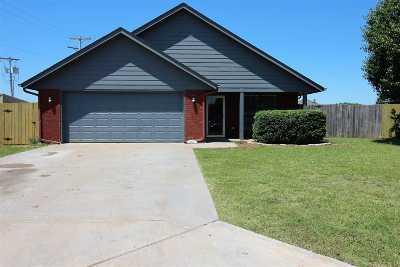 Cache Single Family Home Under Contract: 613 Auba Jane Cir