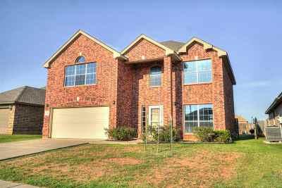Lawton Single Family Home For Sale: 2222 SW Edinburough Dr