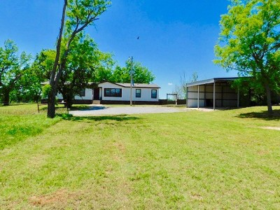 Sterling Single Family Home For Sale: 20010 State Highway 17