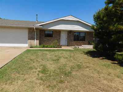 Lawton Single Family Home For Sale: 6011 SW Park Ave