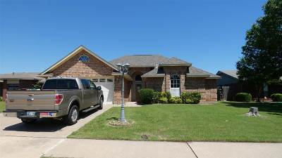 Lawton Single Family Home Under Contract: 1906 SW 43rd St