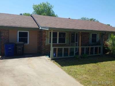 Duncan Single Family Home For Sale: 116 Ridgecrest Dr