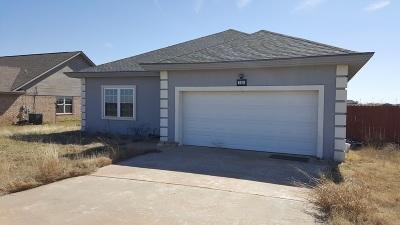 Geronimo Single Family Home For Sale: 106 Arapaho St