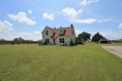 Elgin Single Family Home For Sale: 12201 NE Tony Creek Rd