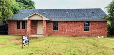 Lawton Single Family Home For Sale: 4626 SW G Ave