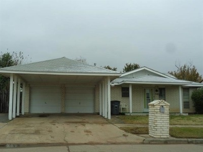 Lawton Single Family Home Under Contract: 318 SW 72nd St