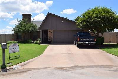 Lawton Single Family Home For Sale: 7602 NW Baldwin Ave.