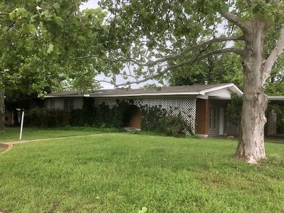 Lawton Single Family Home For Sale: 4512 NW Denver Ave