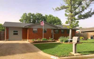 Lawton Single Family Home For Sale: 4218 SE Ford Rd