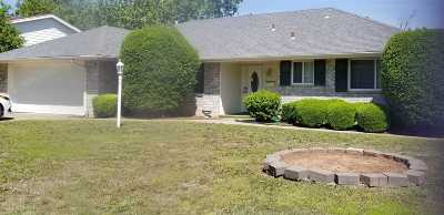 Lawton Single Family Home For Sale: 805 NW 44th St