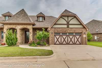 Lawton Single Family Home For Sale: 4006 NE Cache Rd