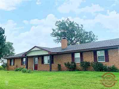 Cache Single Family Home For Sale: 15295 NW Cache Rd