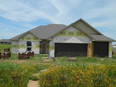 Lawton Single Family Home For Sale: 8650 SW Sun Valley Dr
