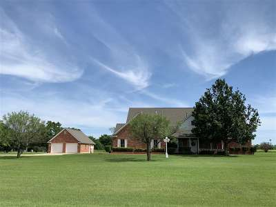 Lawton Single Family Home Under Contract: 566 Ketch Creek
