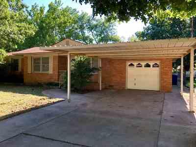 Duncan Single Family Home For Sale: 417 N 21st