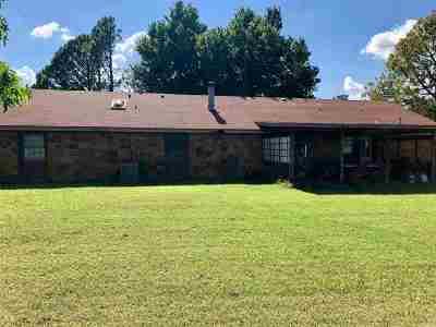 Duncan Single Family Home Under Contract: 4540 El Rancho