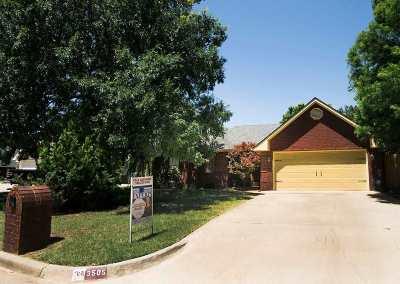 Duncan Single Family Home For Sale: 3505 Woodknoll