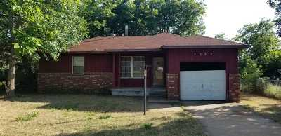 Lawton Single Family Home For Sale: 2232 NW Williams Ave