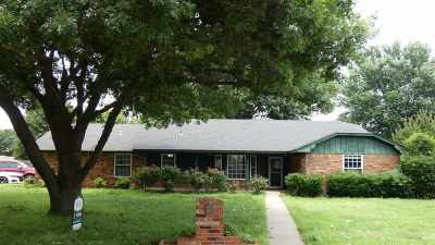 Duncan Single Family Home Under Contract: 1735 Brookline Dr