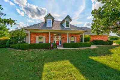 Lawton Single Family Home Under Contract: 13 NW Burr Oak Dr