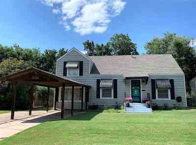 Lawton Single Family Home For Sale: 1711 NW Cherry Ave