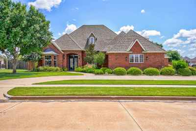 Lawton OK Single Family Home For Sale: $499,900