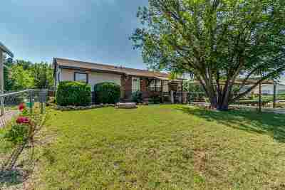 Lawton Single Family Home Under Contract: 2344 NW 35th St