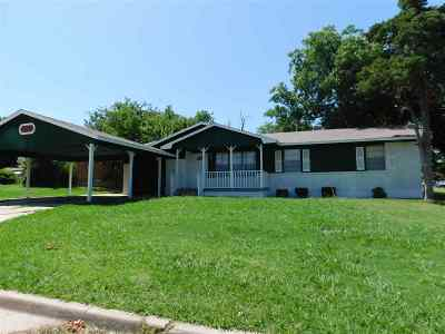 Lawton Single Family Home For Sale: 4301 NW Williams Ave