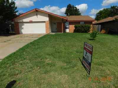 Lawton Single Family Home For Sale: 4654 SE Caber Cir