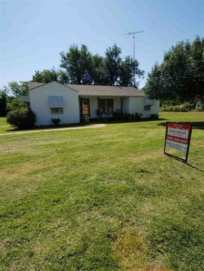 Caddo County Single Family Home Under Contract: 728 Basket St