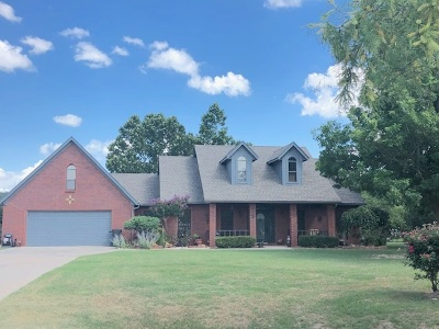 Lawton Single Family Home For Sale: 2 Charlotte Dr
