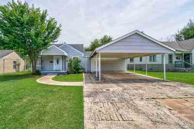 Lawton Single Family Home For Sale: 1122 NW Maple Ave