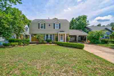 Lawton Single Family Home Under Contract: 1112 NW Elm Ave