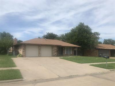 Lawton Single Family Home For Sale: 6415 NW Arrowhead Dr