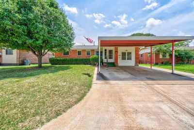 Lawton Single Family Home For Sale: 5336 NW Columbia Ave