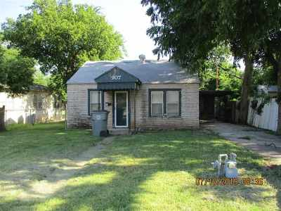 Lawton Single Family Home For Sale: 907 SW Jefferson Ave