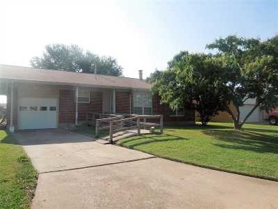 Lawton Single Family Home For Sale: 1713 NW 48th St