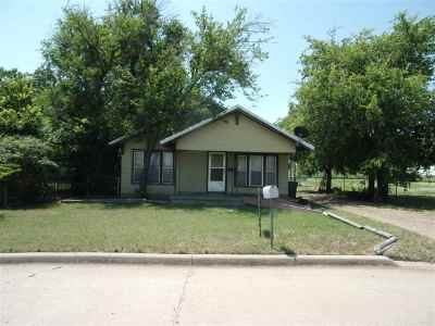 Lawton Single Family Home For Sale: 2508 SW B Ave
