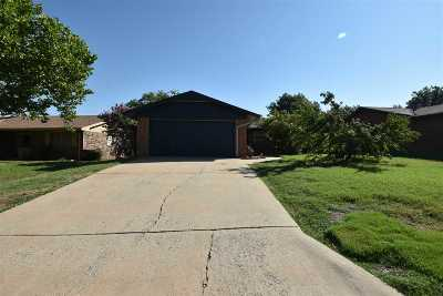 Lawton Single Family Home For Sale: 4712 SE Wilshire Terr