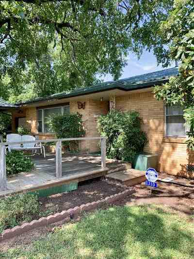 Lawton Single Family Home For Sale: 1310 SW 8th St
