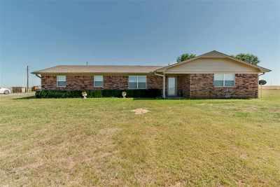 Lawton Single Family Home For Sale: 8505 SE Baseline Rd
