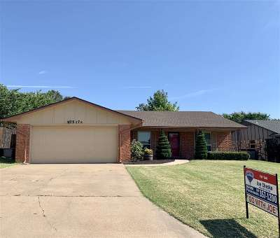 Lawton Single Family Home For Sale: 7517 NW Palomino Dr