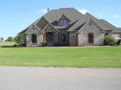 Lawton Single Family Home For Sale: 1340 Poko Mountain Ln
