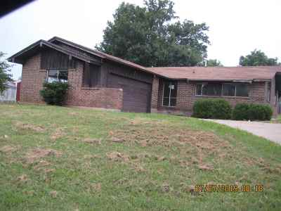 Duncan Single Family Home For Sale: 313 Lakewood Blvd