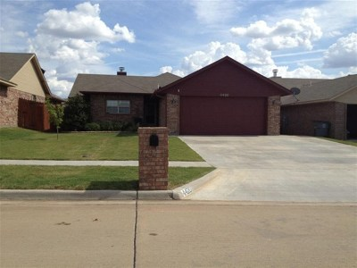 Lawton Single Family Home For Sale: 4420 SW Rolling Hills Dr