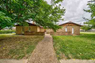 Lawton Single Family Home For Sale: 1701 NW Great Plains Blvd