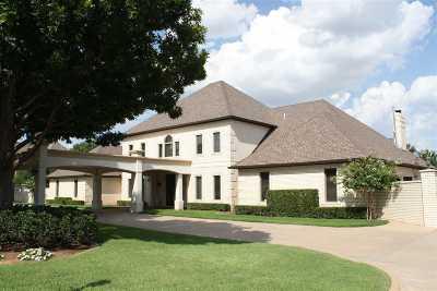 Lawton Single Family Home For Sale: 2605 NW Lake Ridge Dr